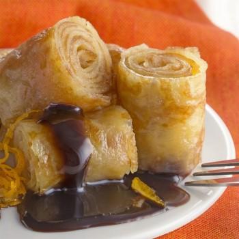 Crêpes Suzette à l'Armagnac - 110 g