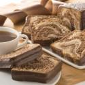 Gâteau Marbré au Chocolat - 400 g
