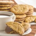 Biscuits au Caramel et au Chocolat Noir - 130 g