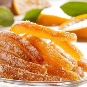 Oranges Confites - 100 g