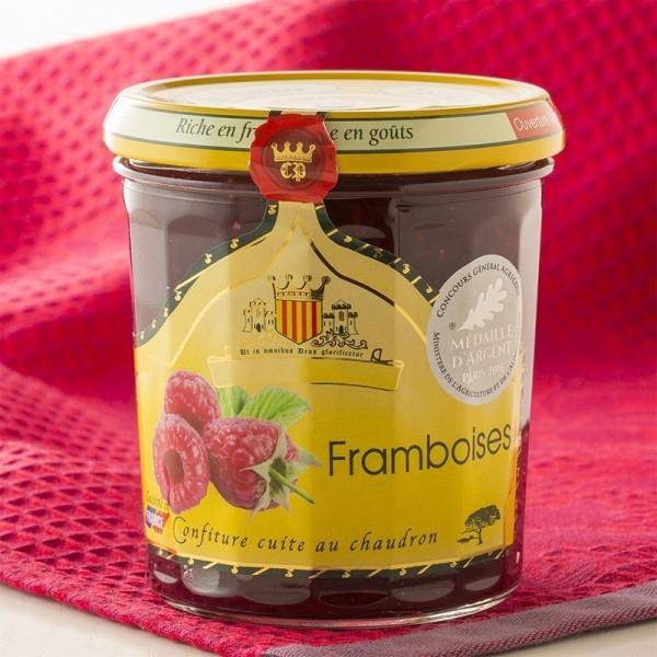 Confiture aux Framboises - 340 g