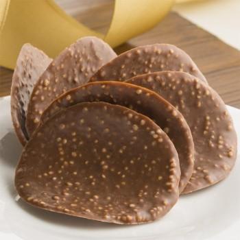 Fines Tuiles au Chocolat - 125 g
