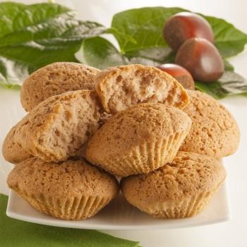 Mini Cakes aux Châtaignes - 100 g