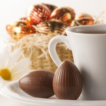 Œufs Chocolat Noir à la Liqueur - 120 g