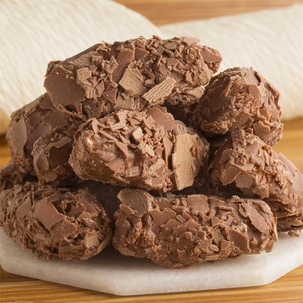 Truffes pailletées au Chocolat au Lait - 200 g