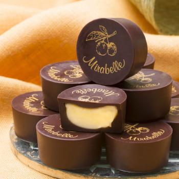 Chocolats à la Mirabelle - 100g