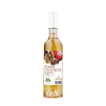 Vin apéritif pomme châtaigne