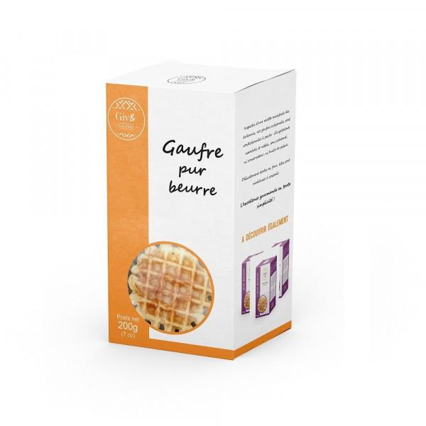 Gaufres Artisanales Pur Beurre - Biscuiterie Latour