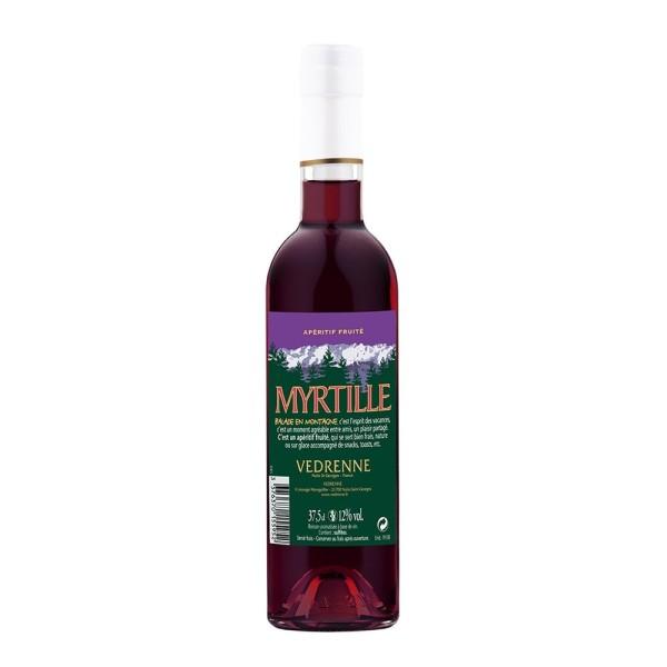 Vin apéritif Myrtille