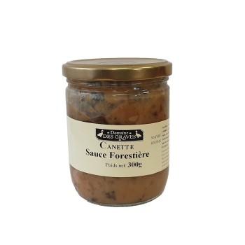 Canette Sauce Forestière