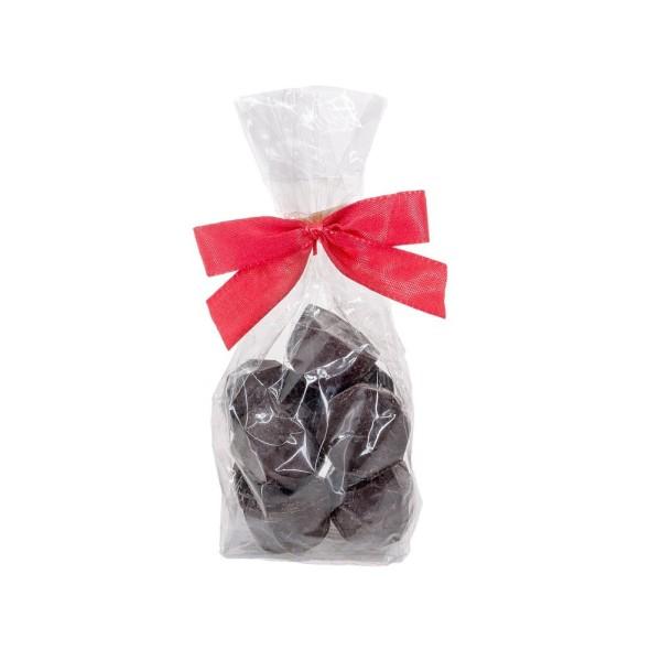 Diamants Noirs au Chocolat - Biscuits et Compagnie