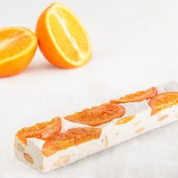 Nougat aux Oranges Confites