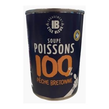 Soupe de Poissons 100% Pêche Bretonne