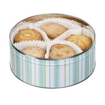 Boîte de Biscuits Secs