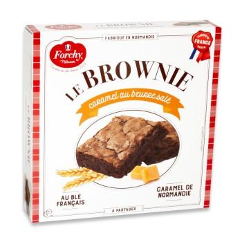 Brownie Caramel au Beurre Salé