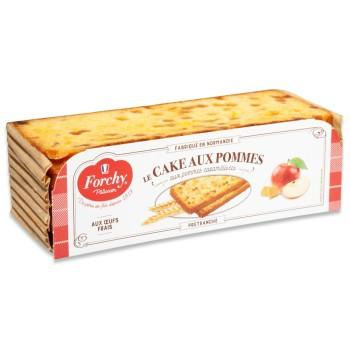 Cake aux Pommes Caramélisées