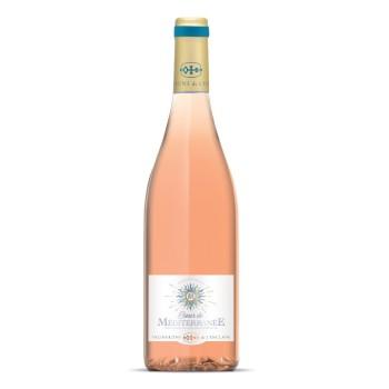 Vin Méditerranée Rosé Cœur de Méditerranée 2020