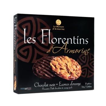 Les Florentins au Chocolat noir
