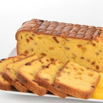 Cake à l'Ananas et aux Fruits Exotiques