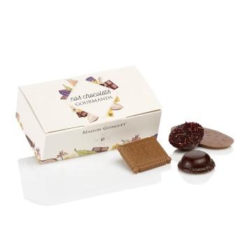 Assortiment de chocolats Fins Ballotin