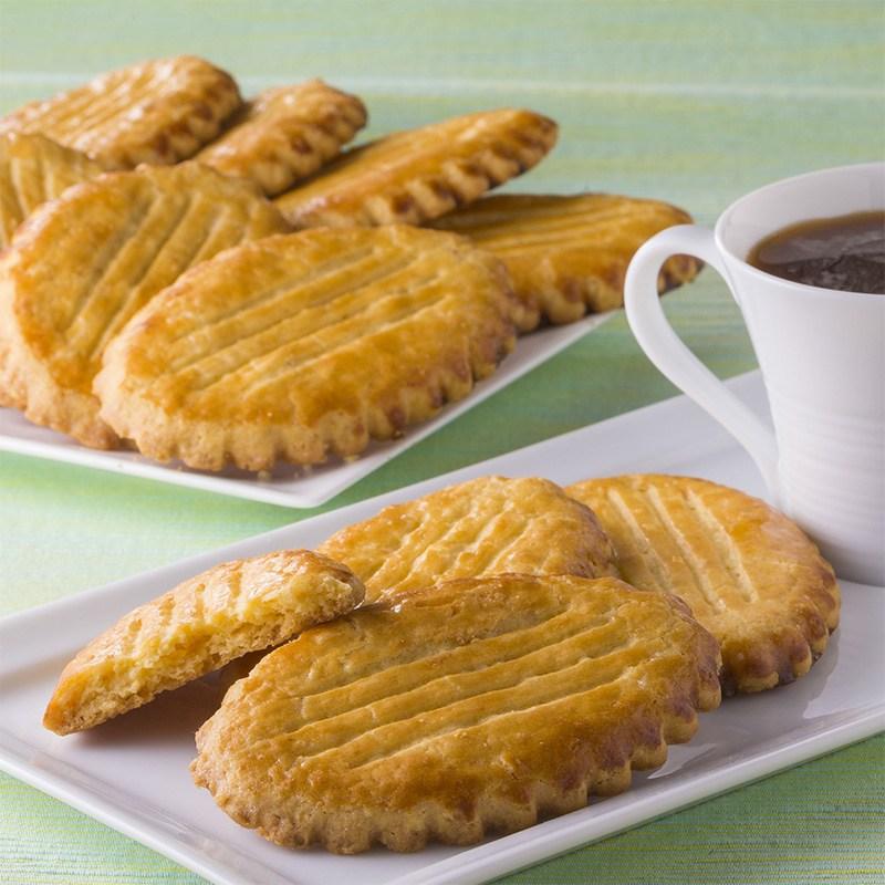 galettes bretonnes biscuits pour café